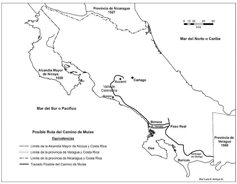 Vista de La presencia de los chiricanos en el Pacífico Sur